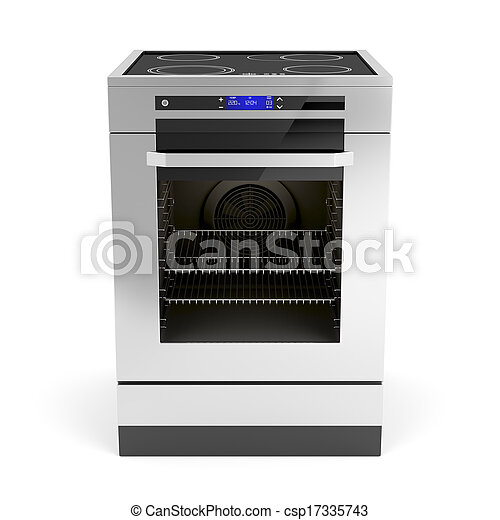 Cocina eléctrica - csp17335743