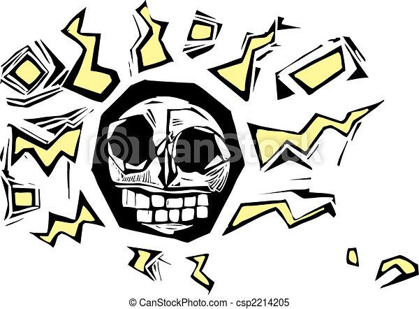 Cráneo eléctrico - csp2214205