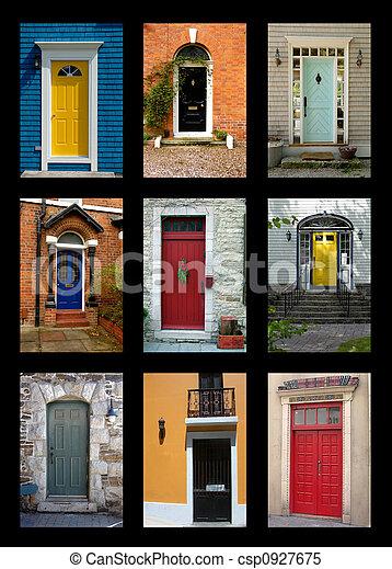 elülső, ajtók - csp0927675