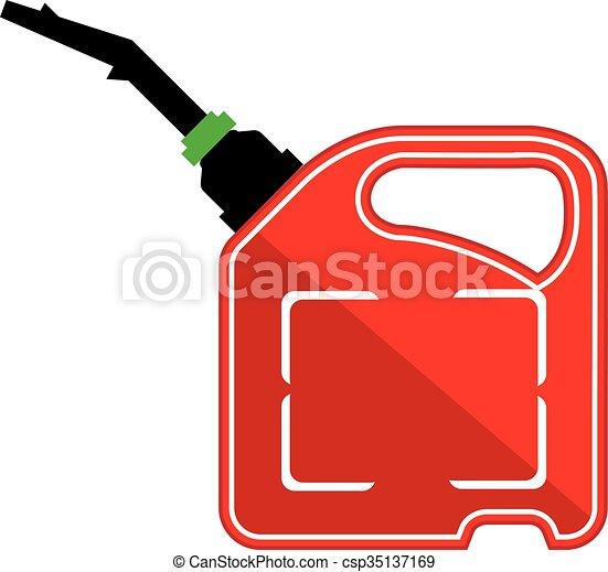 Latas de gas - csp35137169