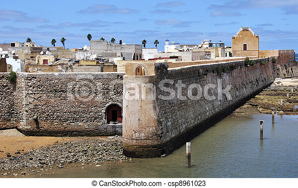 El jadida, Marruecos - csp8961023