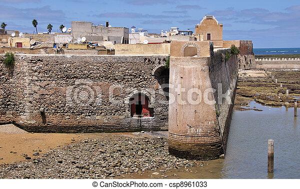 El jadida, Morocco - csp8961033