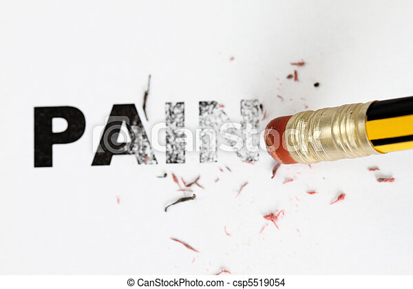 el quitar, dolor - csp5519054