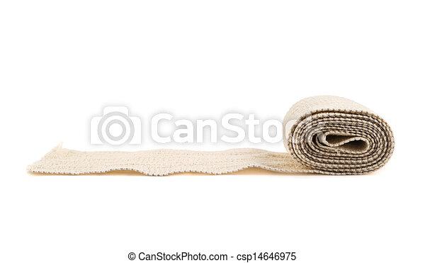 Elastic ACE compression bandage warp - csp14646975