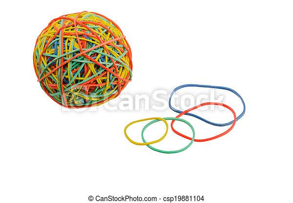 elastic bands for money - csp19881104