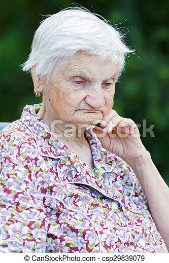 Elderly care - csp29839079