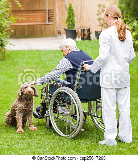 Elderly care - csp25617263