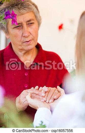 Elderly care - csp16057556