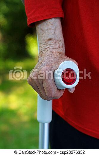 Elderly care - csp28276352