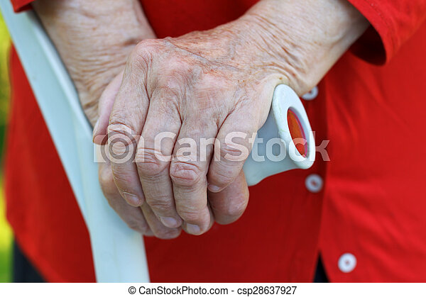 Elderly care - csp28637927