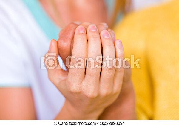 Elderly care - csp22998094