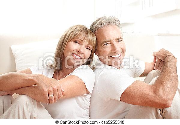Elderly couple - csp5255548