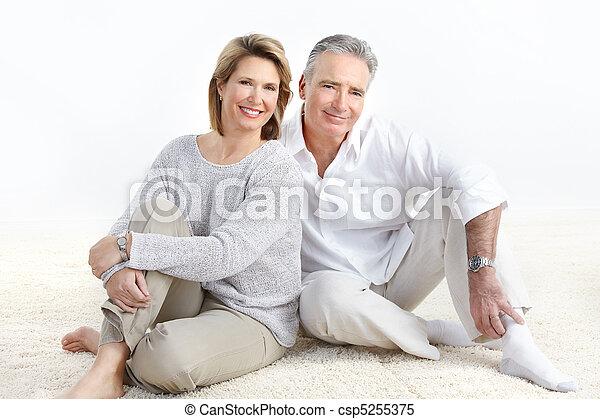 Elderly couple - csp5255375