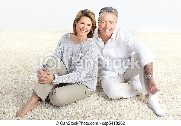 Elderly couple - csp5418262