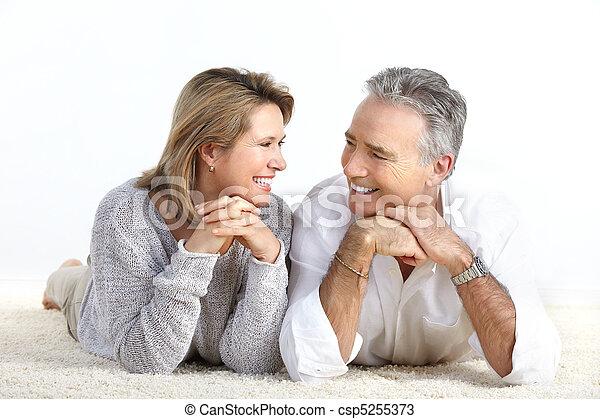 Elderly couple - csp5255373