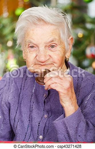 Elderly home care - csp43271428
