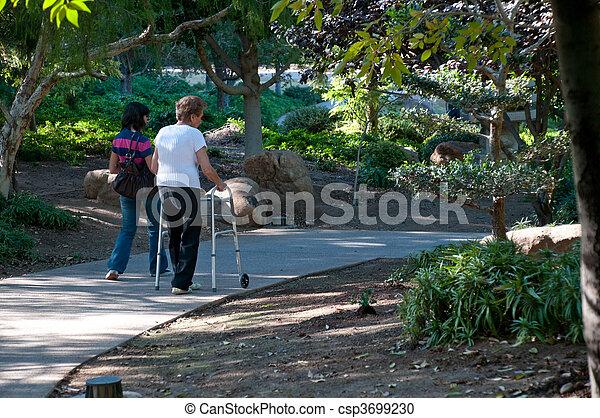 Elderly - csp3699230