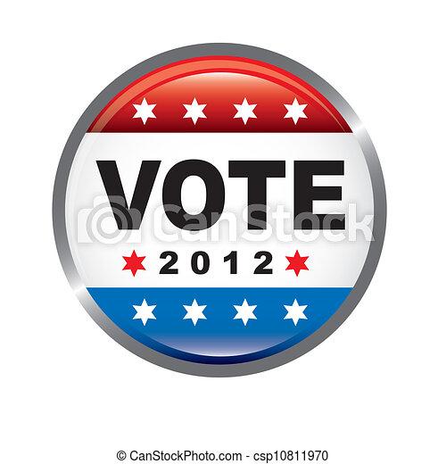 election vote  - csp10811970