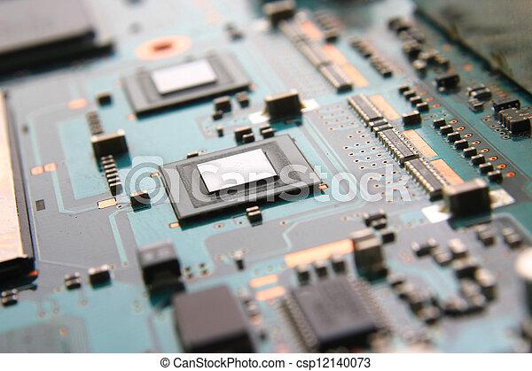 Computadora electrónica - csp12140073