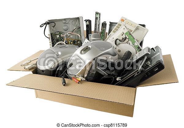 audio defectuoso y video electrónicos - csp8115789