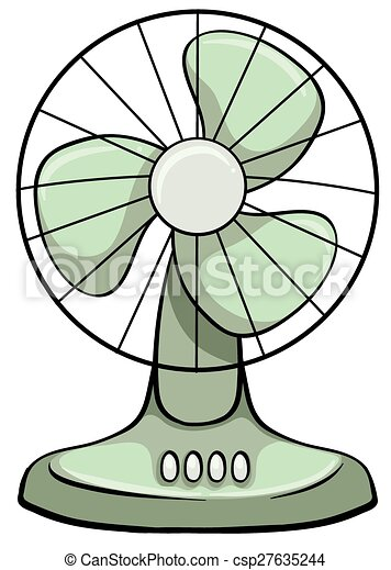 electric fan close up plain electric fan rh canstockphoto com clipart fantome gratuit clipart fanfare