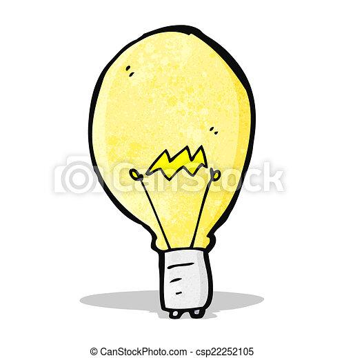 Electric light bulb idea symbol vector clipart search illustration electric light bulb idea symbol csp22252105 publicscrutiny Images