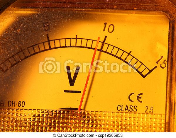 Electric meter - csp19285953