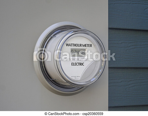 Electric meter - csp20360559
