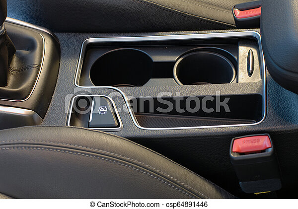 electric parkbrake button - csp64891446