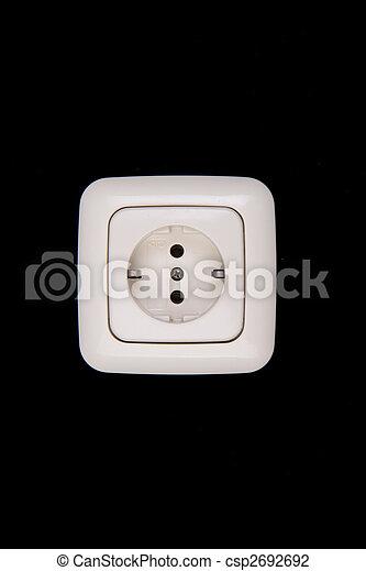 electric plug - csp2692692