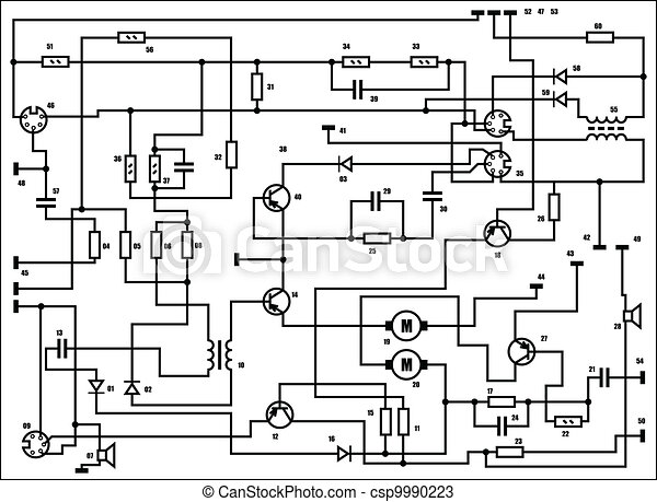 Circuit likewise Electric buzz wire also Ronald Reagan further Wiring together with Electrical symbols. on electric circuit illustrations