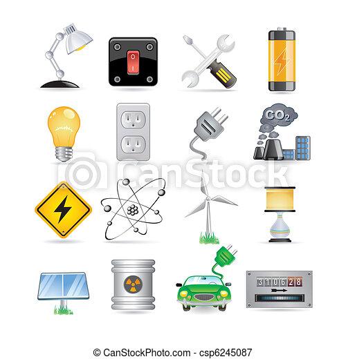 electric set  - csp6245087