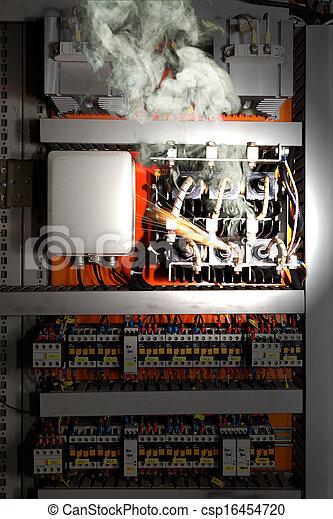 Electric Shock - csp16454720