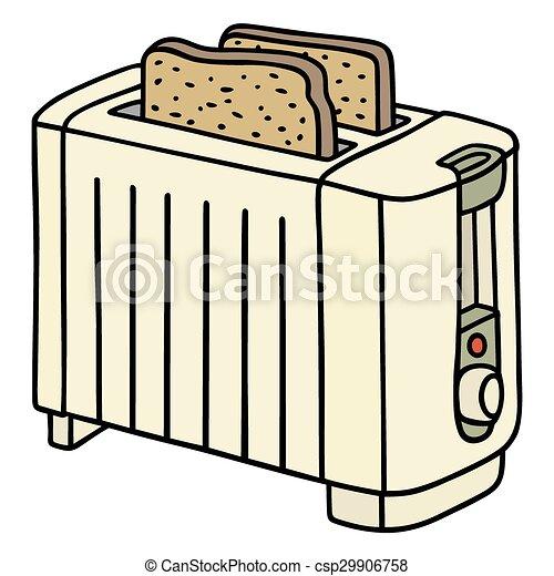 Electric toaster - csp29906758