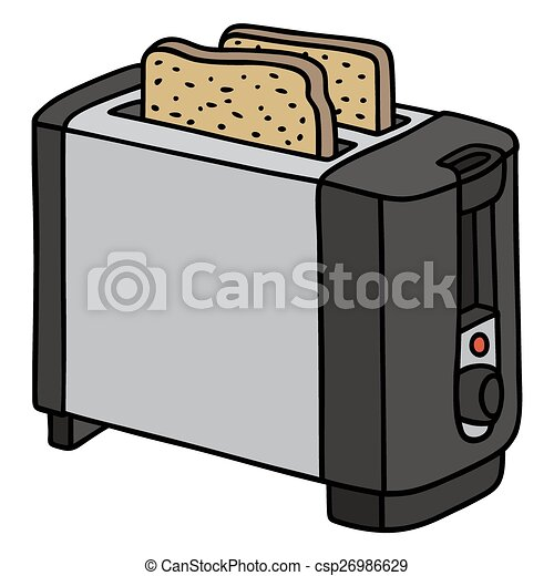 Electric toaster - csp26986629