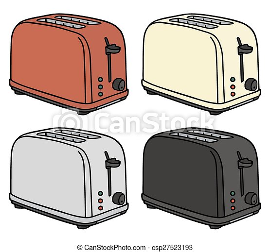 Electric toasters - csp27523193