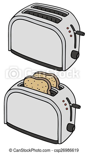Electric toasters - csp26986619