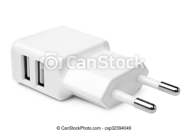 Electrical adapter to USB ports - csp32394049