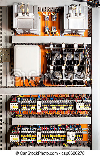 Electrical control panel - csp6620278