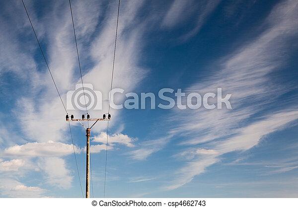 Electrical Energy - csp4662743