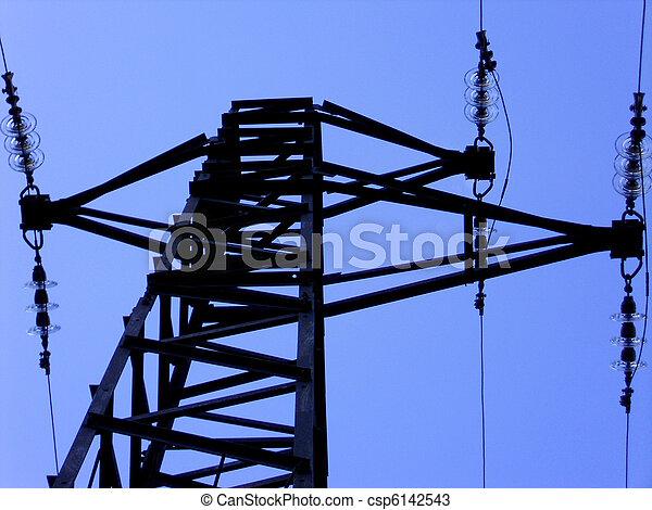electrical energy - csp6142543