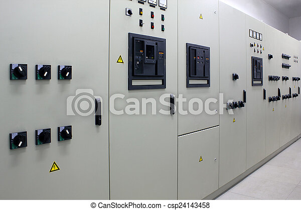 Electrical energy substation - csp24143458