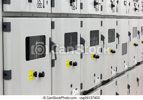 Electrical energy substation - csp24137403