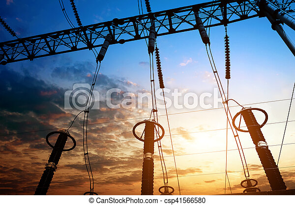 Electrical equipment for substations