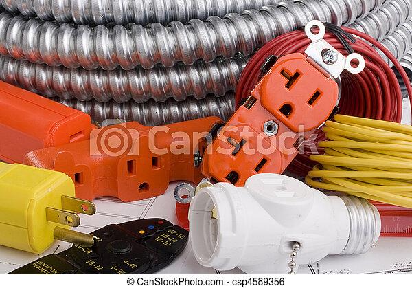 Electrical equipment - csp4589356