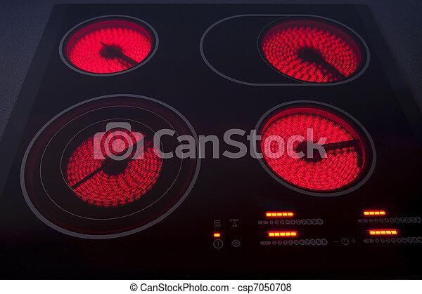 Electrical hob - csp7050708