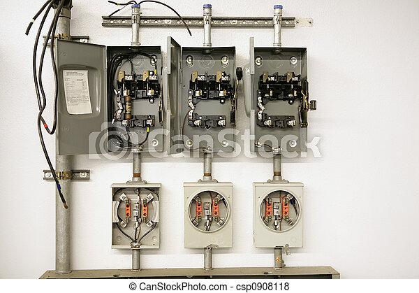 Electrical Meter Center - csp0908118