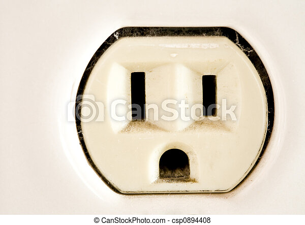 Electrical Outlet - csp0894408