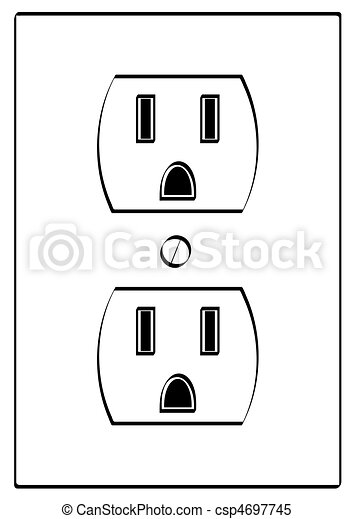 Electrical Power Outlet 4697745