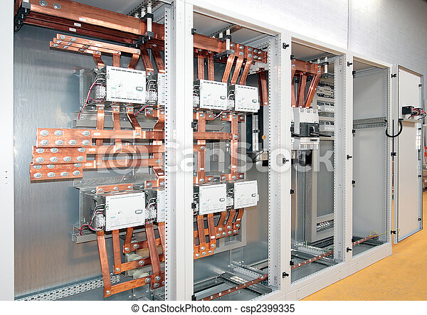 Electrical power switchboard - csp2399335